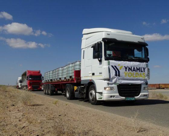 Transportation of chemicals